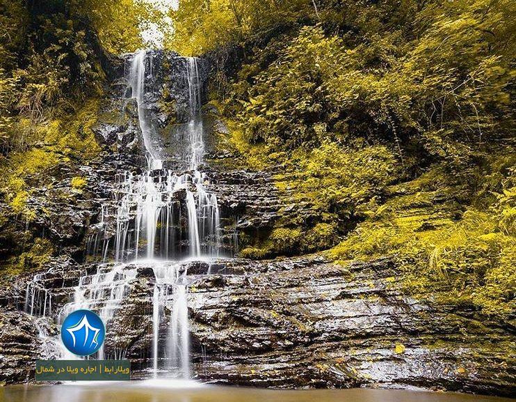 آبشار حویق کجاست ؟ تالش، استان گیلان، ویلارابط، اجارهی ویلا در حویق تالش، تورهای گردشگری یک روزه آبشار حویق تالش (۱)