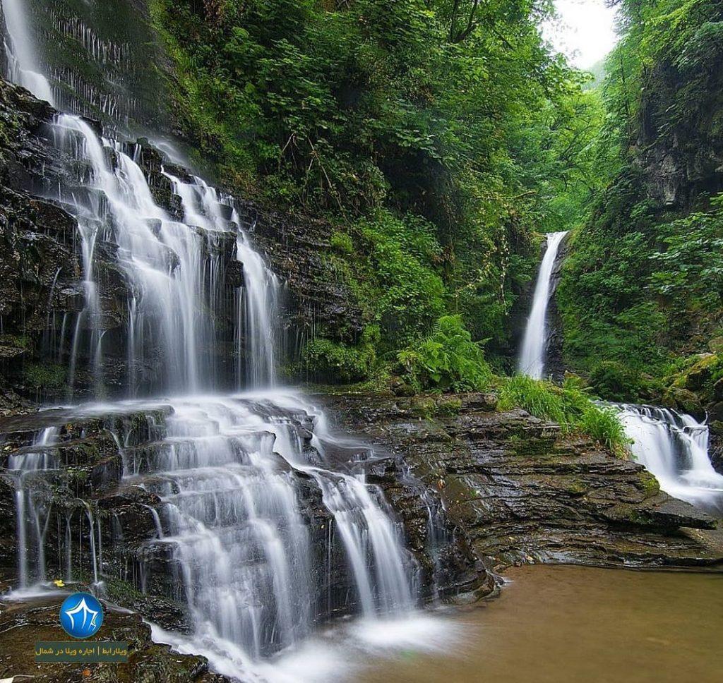آبشار حویق کجاست ؟ تالش، استان گیلان، ویلارابط، اجارهی ویلا در حویق تالش، تورهای گردشگری یک روزه آبشار حویق تالش (۲)