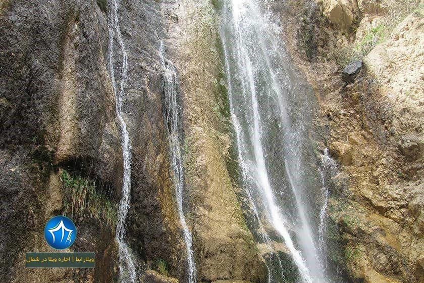 آبشار رامینه رامینه ماسال-ییلاق رامینه ماسال-جاده رامینه ماسال