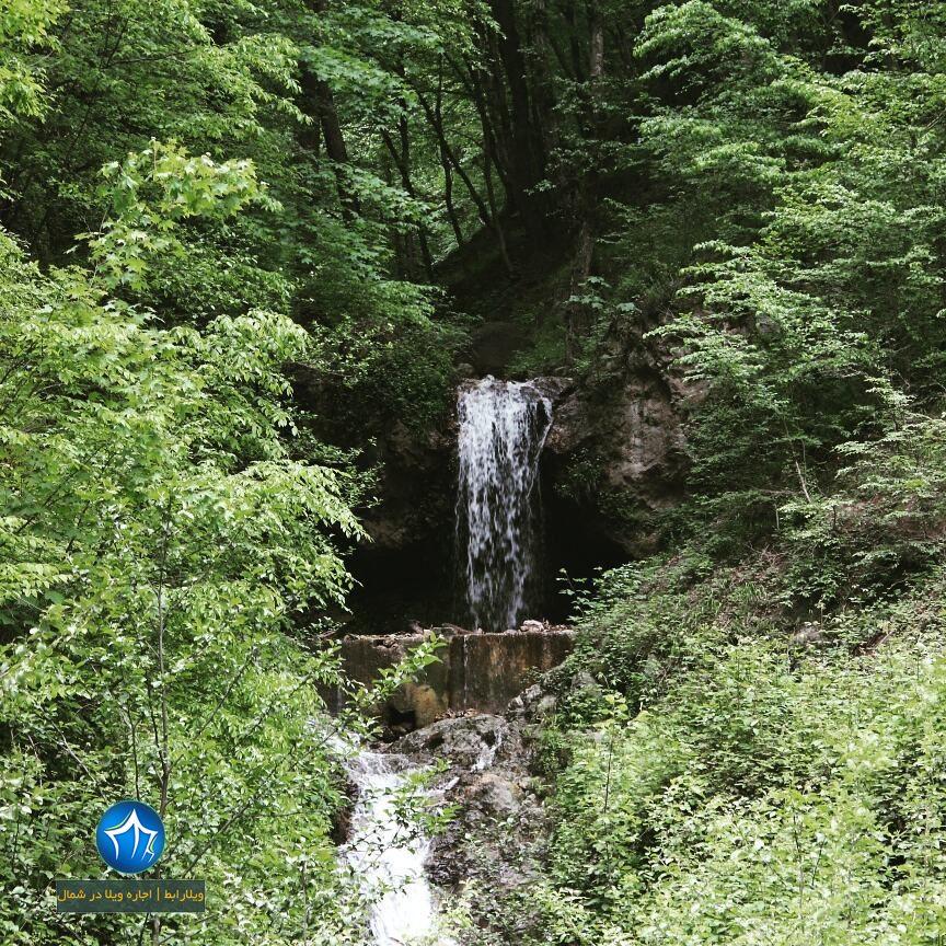 آبشار لار چشمه لارچشمه فومن-لارچشمه ماسوله-آبشار لارچشمه-آبشار لار چشمه کجاست (۱)