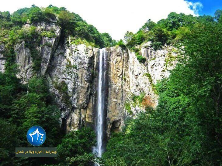 آبشار لوندویل یا آبشار یا لاتون بلندترین آبشار ایران (۲)