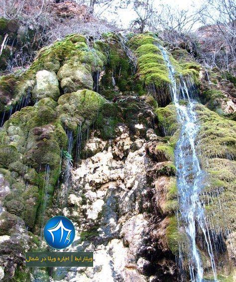 آبشار کپ رویان ابشار کپ کجاست اقامت در کپ
