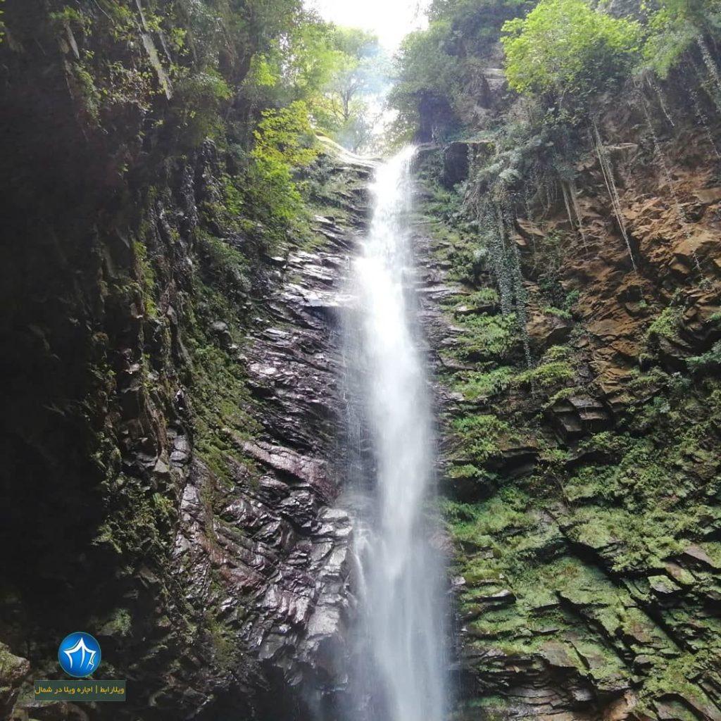 آبشار گزو سوادکوه آبشار گزو کجاست ابشار گزو مازندران تور آبشار گزو تور یکروزه گزو سوادکوه (۲)