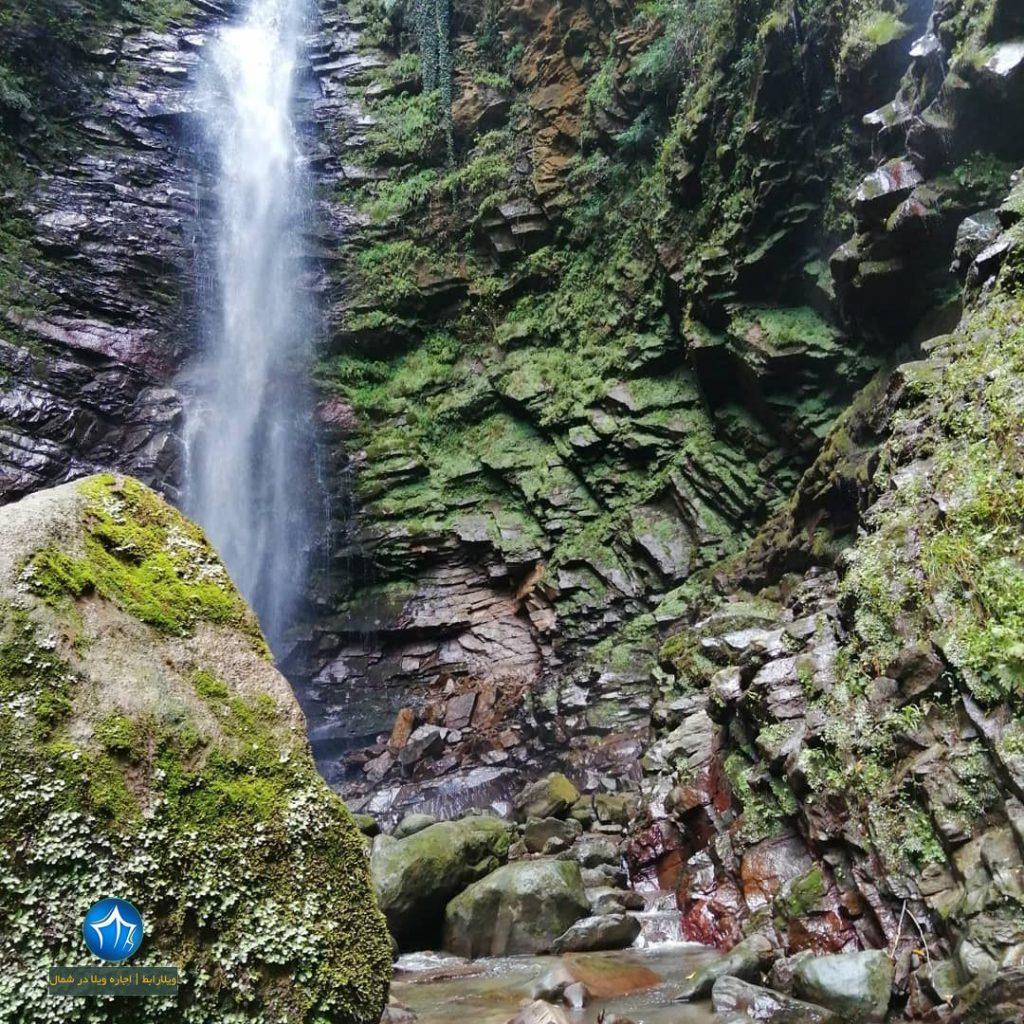 آبشار گزو سوادکوه آبشار گزو کجاست ابشار گزو مازندران تور آبشار گزو تور یکروزه گزو سوادکوه (۳)