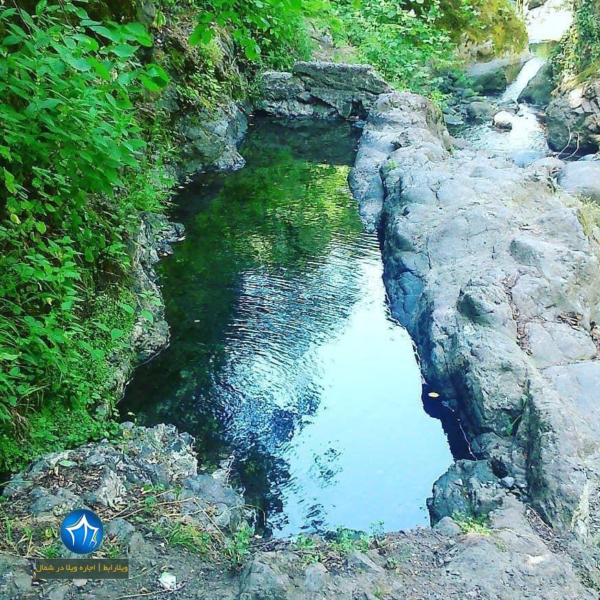 آب گرم کوته کومه و آب گرم علی داشی از جاذبه های طبیعی ایران از آب گرم کوته کومه و آب گرم علی داشی (۱)