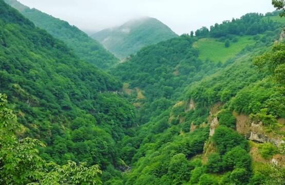آب گرم کوته کومه و آب گرم علی داشی از جاذبه های طبیعی ایران از آب گرم کوته کومه و آب گرم علی داشی (۲)