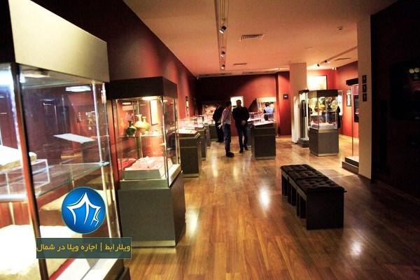 آدرس موزه باستان شناسی گرگان-موزه ایران باستان گرگان موزه باستان شناسی گرگان