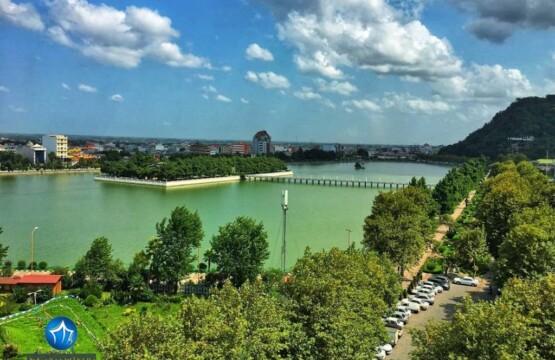 استخر لاهیجان کجاست-پارک استخرلاهیجان-جزیره ستخر لاهیجان-آدرس استخر لاهیجان-قدمت استخر لاهیجان- (۱)