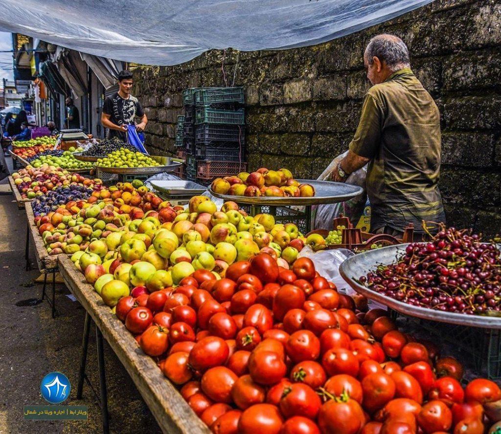 بازار هفتگی املش سه شنبه بازار املش بازار املش (۱)
