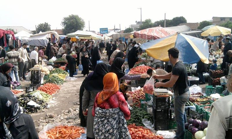 بازار هفتگی رودسر-بازار هفتگی رودسر گیلان-بازار هفتگی در رودسر گیلان-بازار هفتگی رحیم آباد رودسر