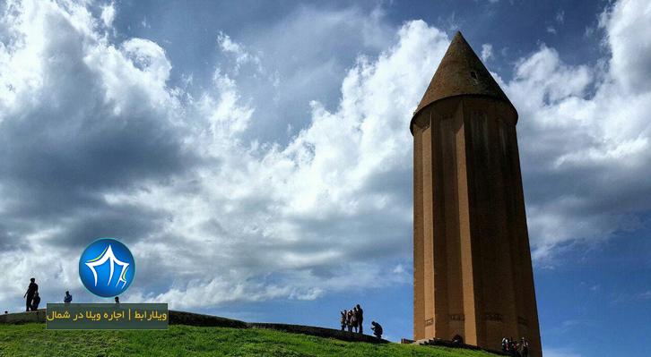 برج تاریخی گنبد قابوس- برج گنبد قابوس کجاست-برج قابوس گنبد کاووس-برج قابوس بن وشمگیر گنبد کاووس-برج قابوس برج گنبد قابوس۱