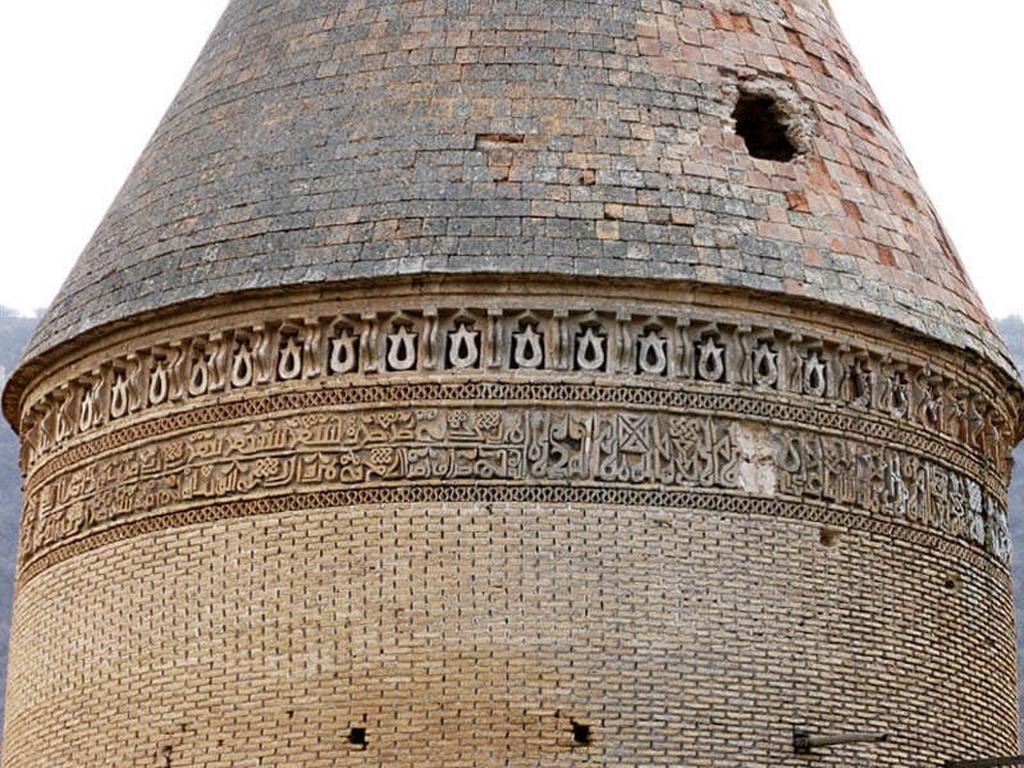 برج رادکان کردکوی، یادگار قرن پنجم هجری روی تپههای گلستان