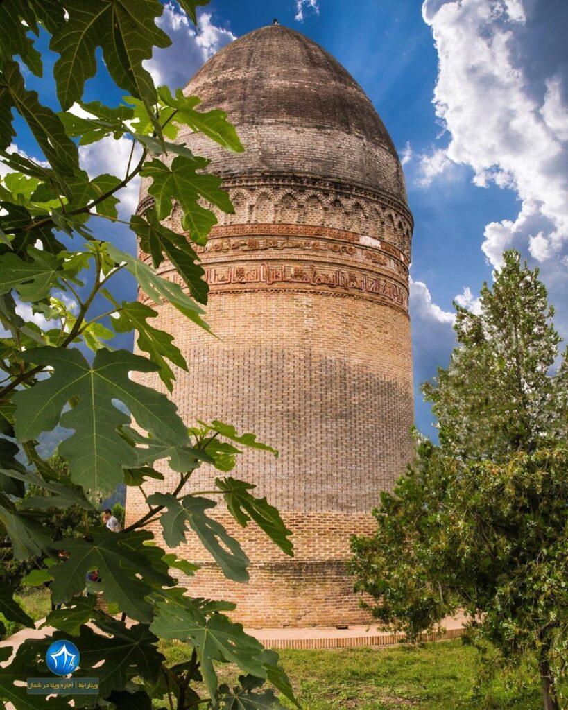 برج لاجیم برج لاجیک سوادکوه تور یکروزه لاجیم جاذبه گردشگری سواد کوه (۳)