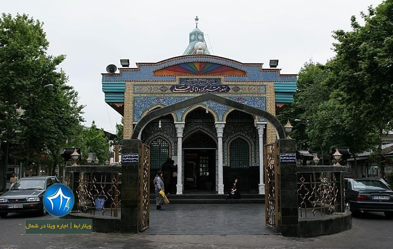 بقعه دانا علی رشت-بقعه دانای علی رشت کجاست-بقعه دانای علی در رشت-مقبره دانای علی در رشت- بقعه دانای علی رشت (۲)