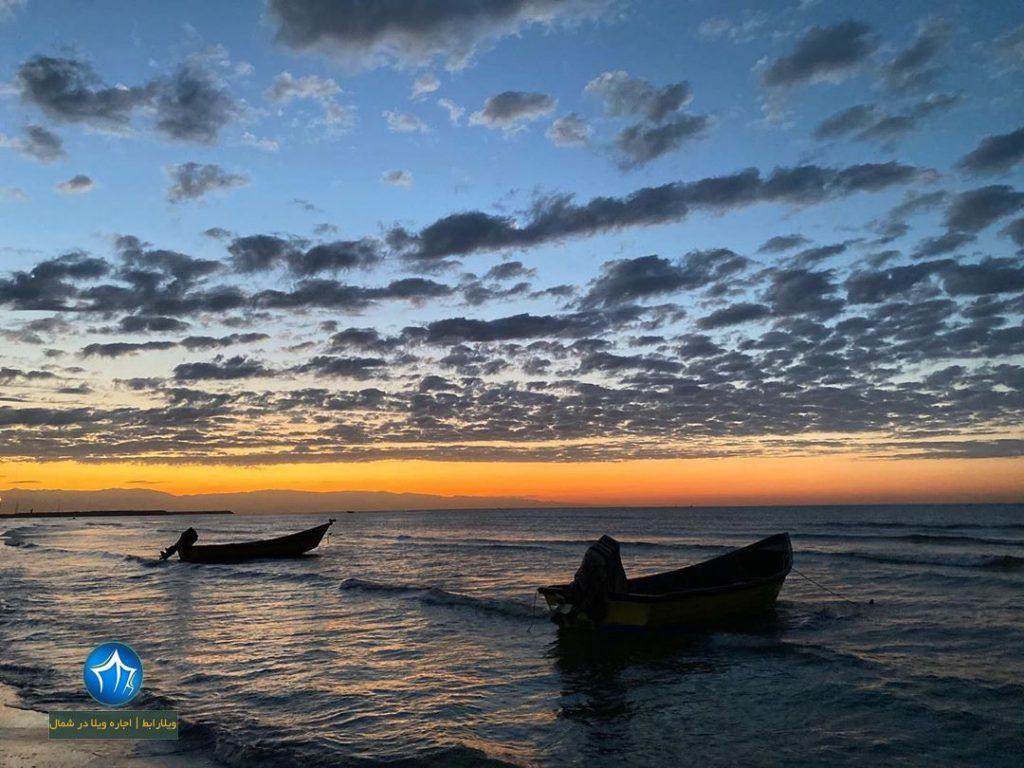 بندر انزلی، استان گیلان، جاذبههای گردشگری، ویلارابط، اجارهی ویلا در ساحل قو انزلی، تورهای گردشگری یک روزه (۲)