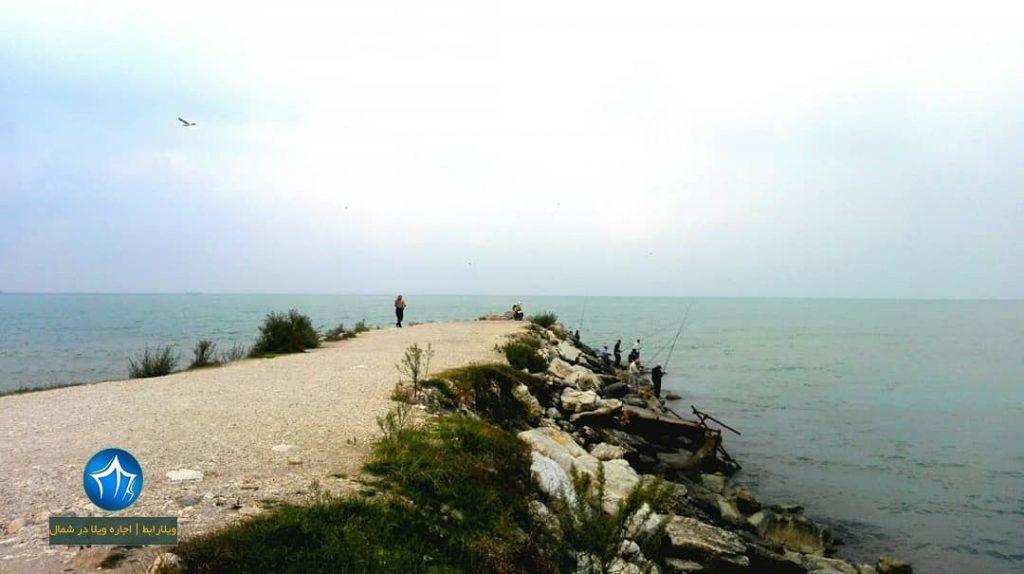 بندر انزلی، استان گیلان، رضوانشهر، ویلارابط، اجارهی ویلا در انزلی، ساحلی کپورچال انزلی منطقهی ساحلی کپورچال انزلی (۲)