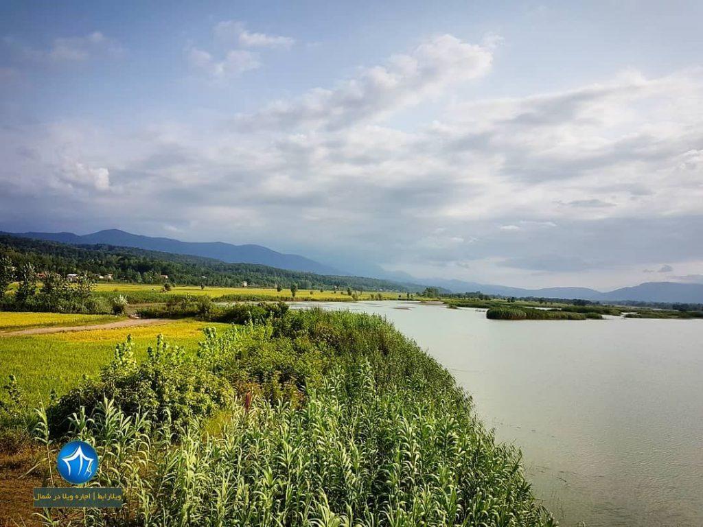 تصویر دریاچه سد سنگر-دریاچه سد سنگر- دریاچه سد سنگر رشت کجاست-سد سنگر در رشت-سد سنگر در کجاست دریاچه سد سنگر رشت (۱)