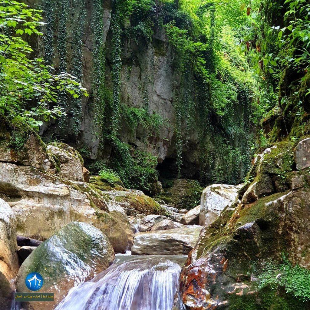 تنگه دار کجاست تور تنگه دار نوشهر عکس تنگه دار تور یکروزه تنگه دار نوشهر صخره کوه (۲)