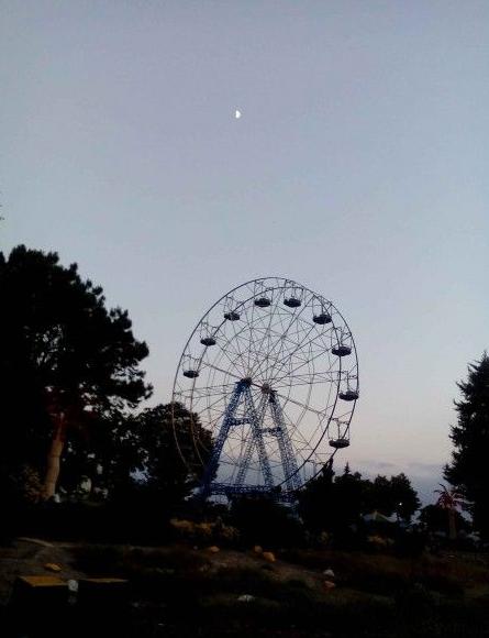 تولم شهر در صومعه سرا-پارک تولم شهر پارک ساحلی تولم شهر