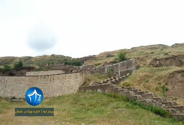 تپه قلعه خندان گرگان- تپه قلعه خندان کجاست-قدمت تپه قلعه خندان-مکان تپه قلعه خندان- تپه باستانی قلعه خندان-عکس تپه قلعه خندان گرگان۱