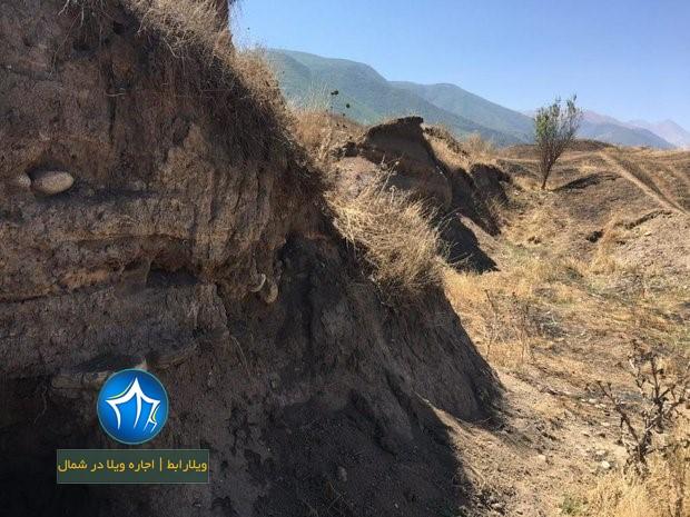 تپه کلار تپه باستانی کلاردشت تپه باستانی کلار تپه کلار کجاست؟ تور یکروزه تپه کلار اقامت در تپه کلار (۲)