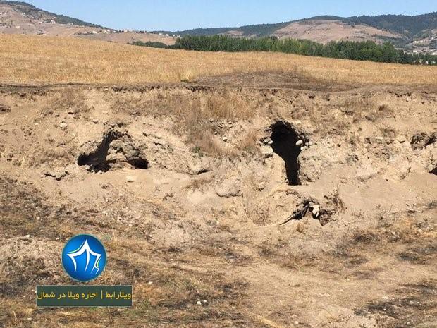 تپه کلار تپه باستانی کلاردشت تپه باستانی کلار تپه کلار کجاست؟ تور یکروزه تپه کلار اقامت در تپه کلار