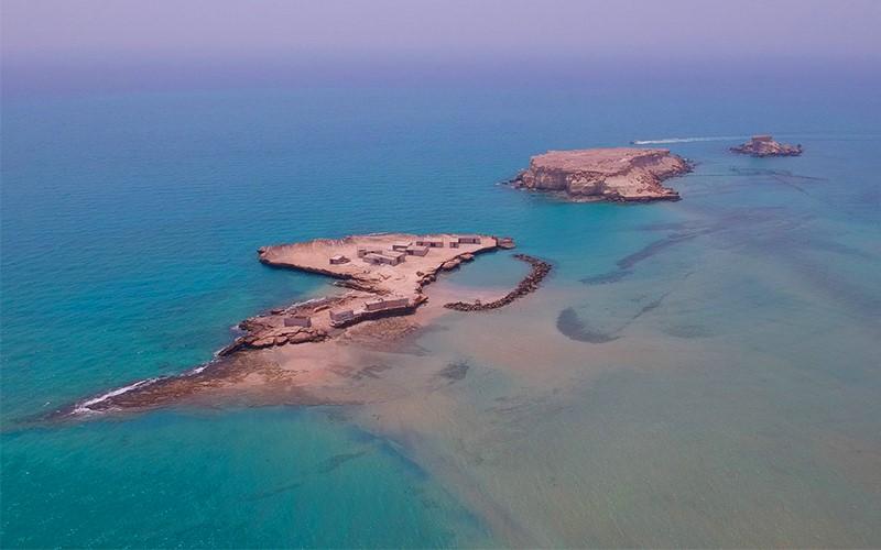جزایر ناز قشم-جزایر ناز کجاست-جزایر ناز خلیج فارس- جزایر ناز هرمزگان-جزیره ناز در قشم-جزایر ناز در قشم