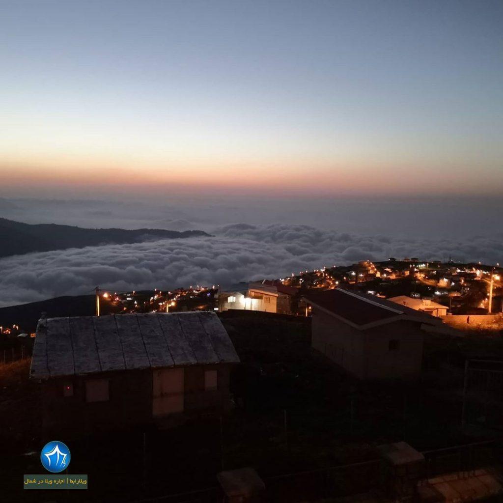 جواهر دشت گیلان شب های جواهر دشت رودسر منطقه ییلاقی جواهردشت منطقه ییلاقی گیلان (۳)