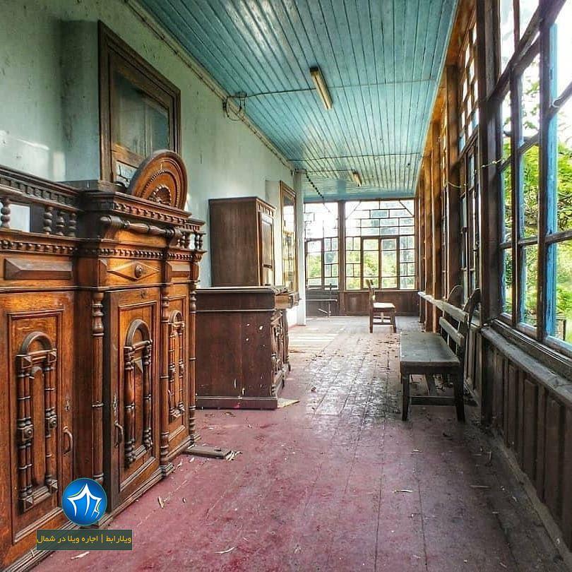حسن کیاده (کیاشهر) خانه ی روس ویلارابط جاذبه گردشگری کیاشهر (۴)