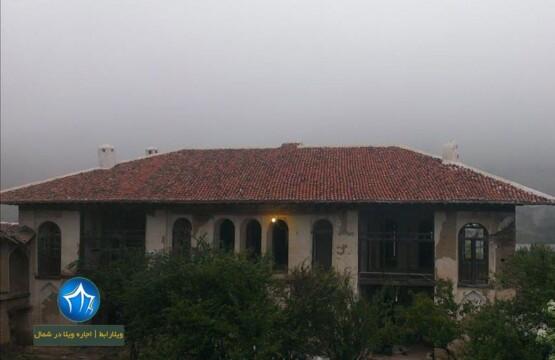خانه شهریاری khane shahryari خانه شهریاری بهشهر ( ویلارابط ) (۱)