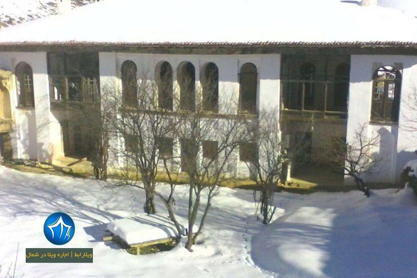 خانه شهریاری khane shahryari خانه شهریاری بهشهر ( ویلارابط ) (۲)