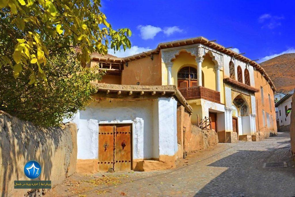 خانه نیما یوشیج نور ارمگاه نیما یوشیج یوش عکس خانه نیما یوشیج مازندران ( ادرس خانه نیما یوشیج