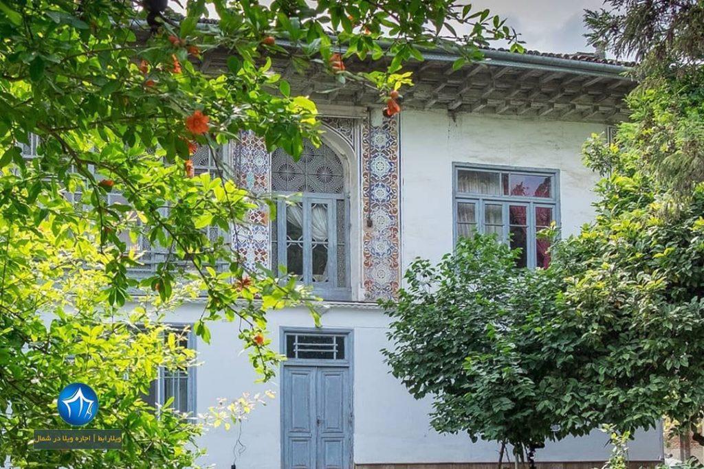 خانه های قدیمی خاندان صوفی از آثار باستانی استان گیلان (۳)