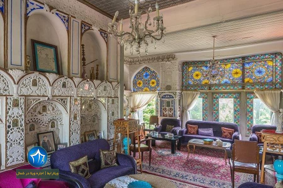 خانه های قدیمی خاندان صوفی از آثار باستانی استان گیلان (۶)
