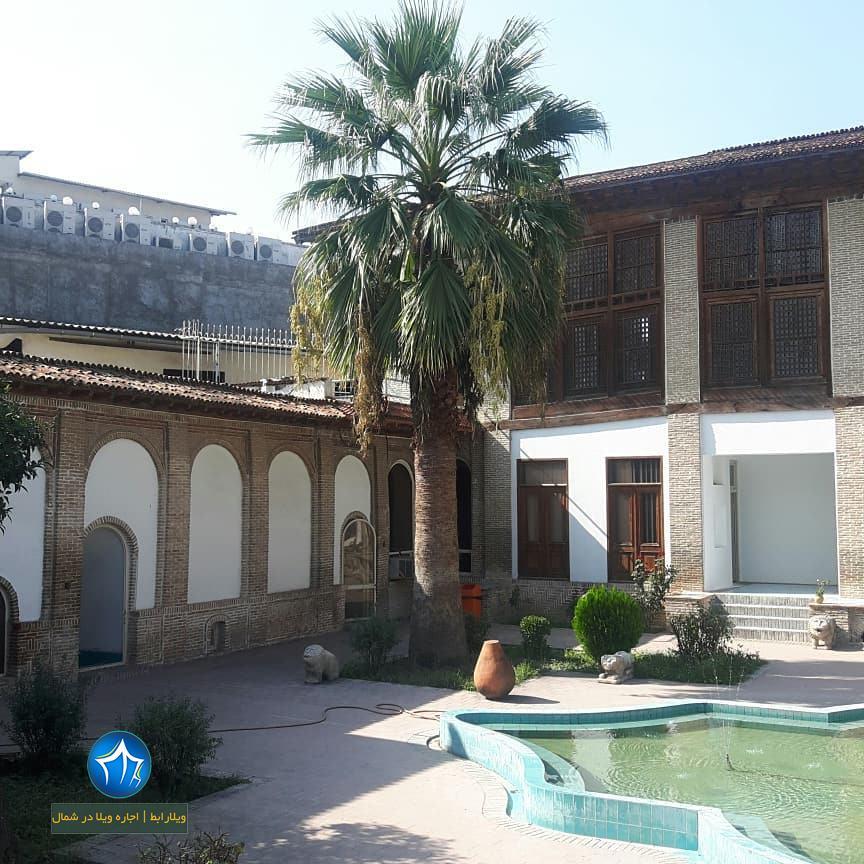 خانه کلبادی عمارت ساری موزه کلبادس ساری خانه کلبادی های ساری (۵)