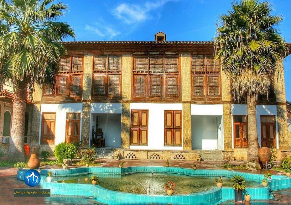 خانه کلبادی عمارت ساری موزه کلبادس ساری خانه کلبادی های ساری (۷)