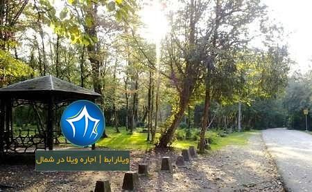 پارک جنگلی خشکه داران عباس اباد مازندران  خشکه داران کجاست؟ آشنایی با خشکه داران جاذبه گردشگری مازندران (۵) پارک جنگلی