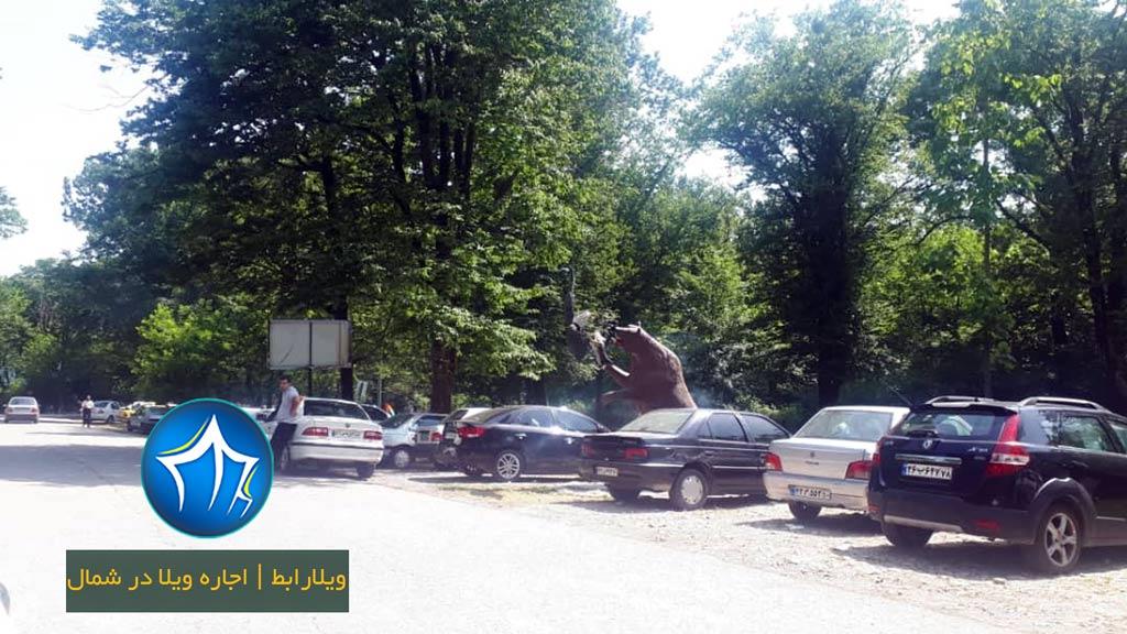 خیابان-اصلی-سیسنگان-پارک-خودرو-در-سیسنگان