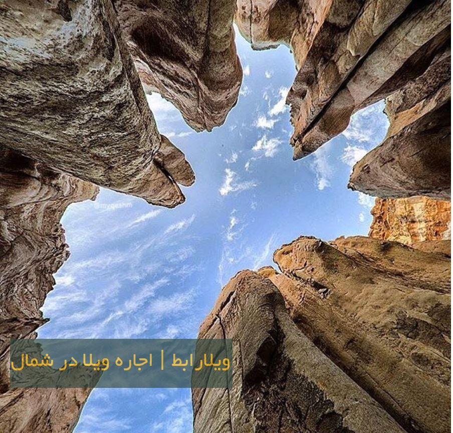 دره ستارگان قشم- دره ستارگان در شب- دره ستارگان کجاست- دره ستارگ دره ستارگان جزیره قشم (۱)