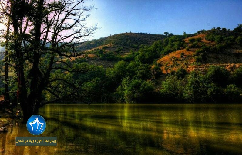 عکس تصویر دریاچه شورمست کجاست؟ شورمست سوادکوه جاذبه گردشگری مازندران ( اقامت در سواد کوه ) (۱)