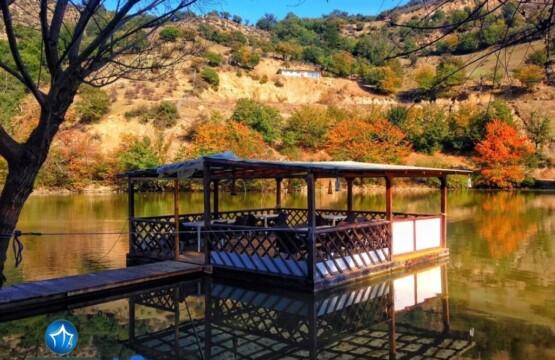 دریاچه شورمست کجاست؟ شورمست سوادکوه جاذبه گردشگری مازندران ( اقامت در سواد کوه ) (۴)