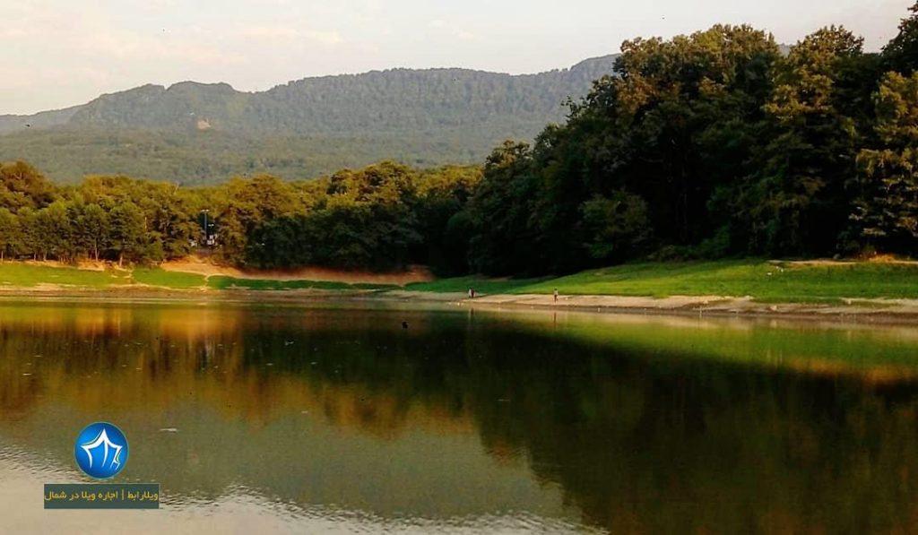 دریاچه عباس اباد بهشهر عباس اباد کجاست (۴)