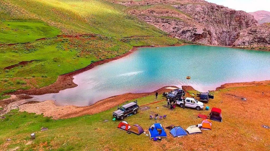 دریاچه لزور کجاست- دریاچه لزور تهران- دریاچه لزور فیروزکوه- دریاچه لزور در تهران دریاچه لزور