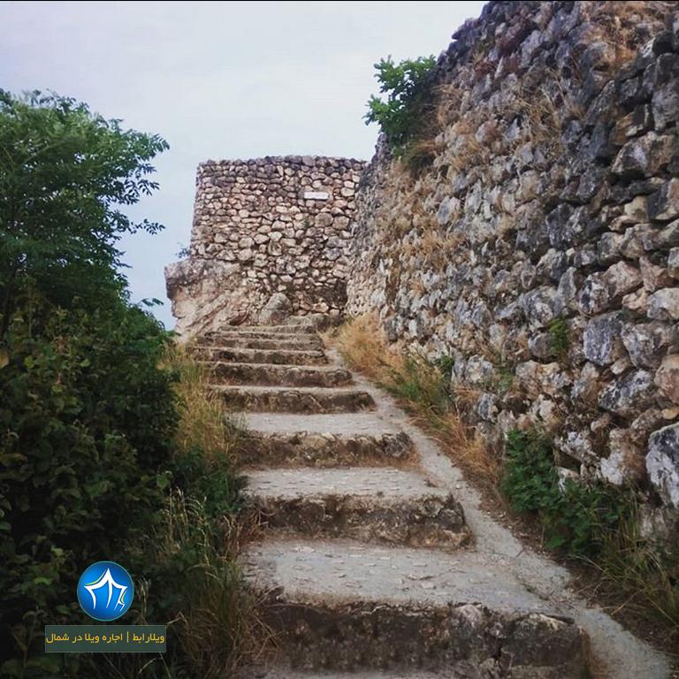 دژ رامسر قلعه دژ مارکوه اجاره ویلا در شمال (۲)