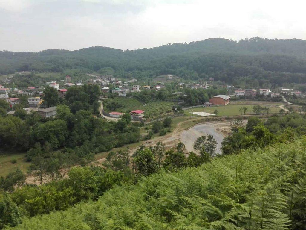 روستای گالشکلا بابلسر