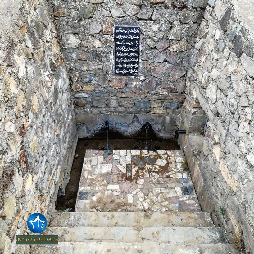 سایت ویلا رابط-اجاره ویلا-تور یک روزه گردشگری روستای تاریخی و چشمه امام یکی از روستاهای باستانی املش (۲)