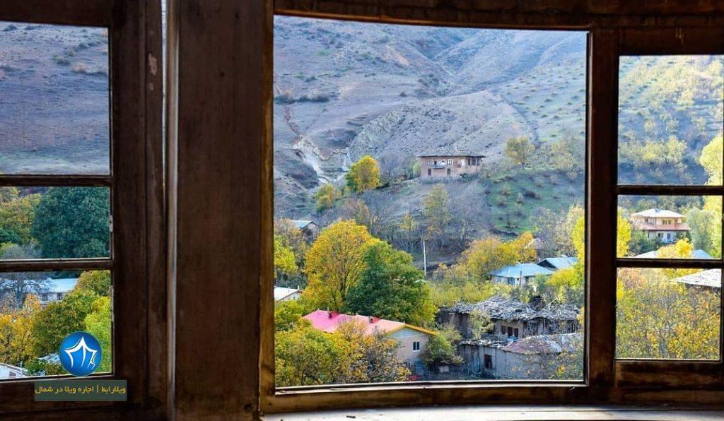 سایت ویلا رابط-اجاره ویلا-تور یک روزه گردشگری روستای تاریخی و چشمه امام یکی از روستاهای باستانی املش (۴)