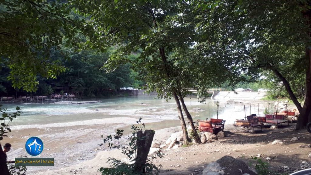 سد زوات سد زوات کجاست سد ذوات چالوس ماهیگیری سد زوات جاذبه گردشگری چالوس روستای زوات تور یکروزه چالوس