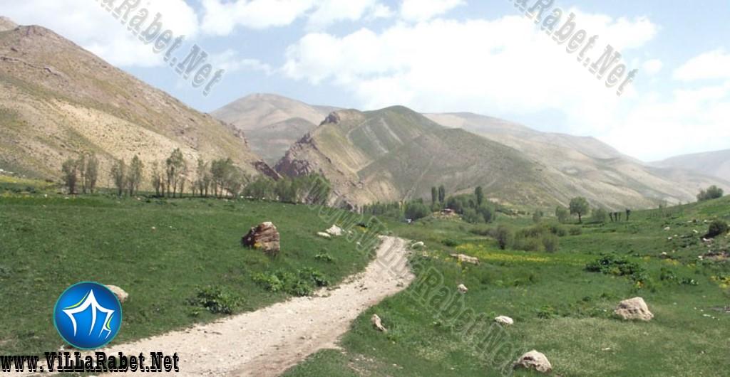 سرچمن فیروزکوه روستای سرچمن