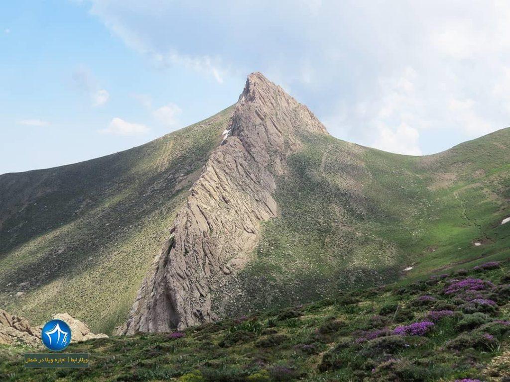 سماموس رامسر صعود به سماموس سماموس کجاست خط الراس سماموس (۳)